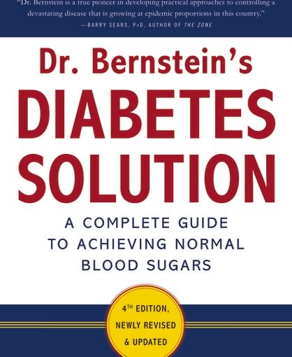 Dr. Bernstein's Diabetes Solution(Book)
